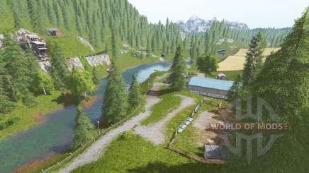 Goldcrest Mountains v3.0 para Farming Simulator 2017