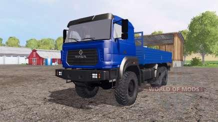 Ural 5557-4112-80M para Farming Simulator 2015