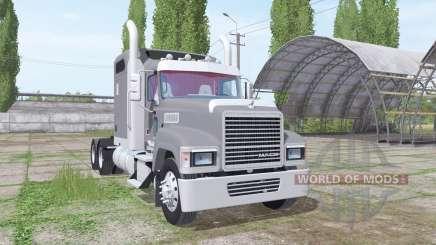 Mack CH 1988 para Farming Simulator 2017