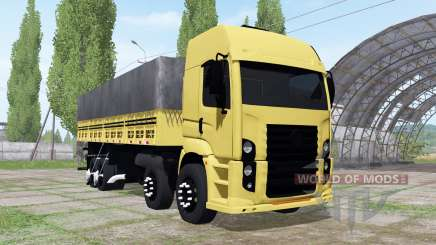 Volkswagen Constellation 24.330 8x8 2013 para Farming Simulator 2017