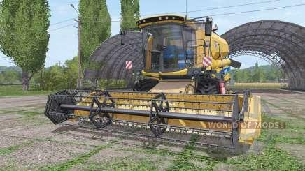 New Holland TC4.90 v1.1 para Farming Simulator 2017