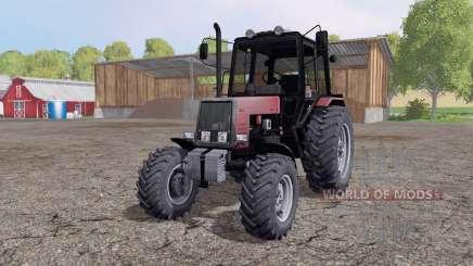 MTZ 820.2 Bielorrusia para Farming Simulator 2015