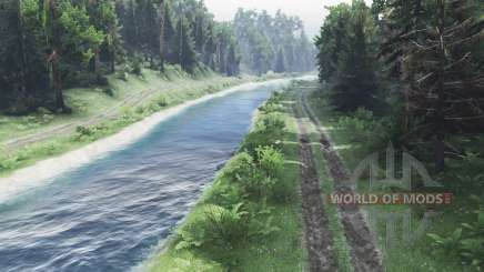 Río Tushama para Spin Tires