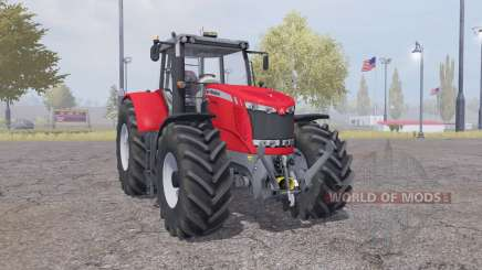 Massey Ferguson 7622 para Farming Simulator 2013