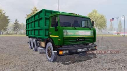 KAMAZ 45143 para Farming Simulator 2013