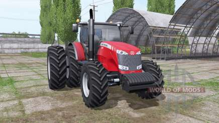 Massey Ferguson 8690 v1.1 para Farming Simulator 2017