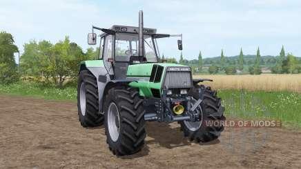 Deutz-Fahr AgroStar 6.81 para Farming Simulator 2017
