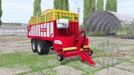 POTTINGER Torro 5700 para Farming Simulator 2017