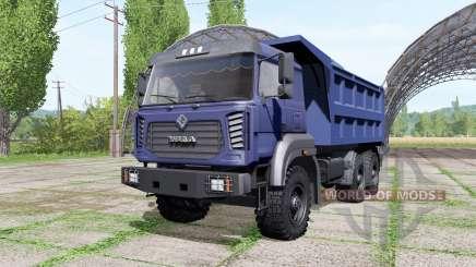 5557-82 Ural Ural-M para Farming Simulator 2017