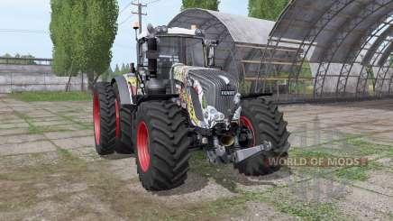Fendt 924 Vario Sticker Bomb para Farming Simulator 2017