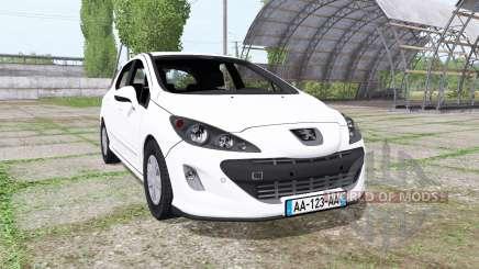 Peugeot 308 (T7) para Farming Simulator 2017