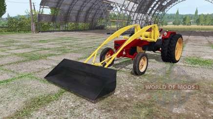 Fortschritt GT 124 v1.1 para Farming Simulator 2017