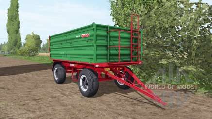 Warfama T-670 v1.1 para Farming Simulator 2017