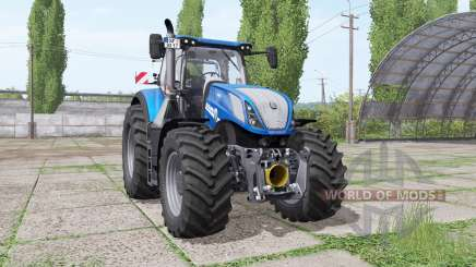New Holland T7.290 para Farming Simulator 2017