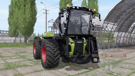 CLAAS Xerion 4000 SaddleTrac para Farming Simulator 2017