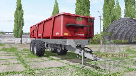 Brimont BB 18B para Farming Simulator 2017