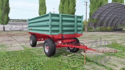 Reisch RD 80 para Farming Simulator 2017