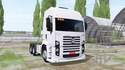 Volkswagen Constellation tractor 19-320 para Farming Simulator 2017