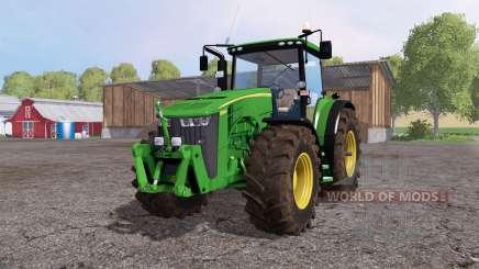 John Deere 8360R para Farming Simulator 2015