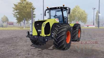 CLAAS Xerion 5000 Trac VC v5.0 para Farming Simulator 2013