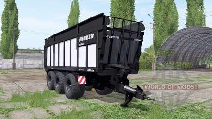 JOSKIN DRAKKAR 8600 black para Farming Simulator 2017