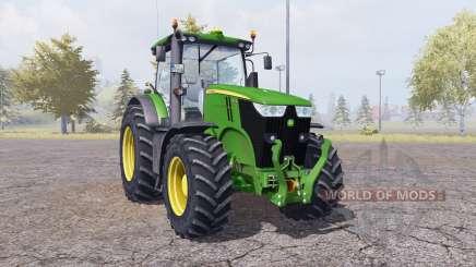 John Deere 7200R v2.0 para Farming Simulator 2013