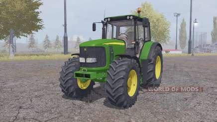 John Deere 6920 v2.0 para Farming Simulator 2013
