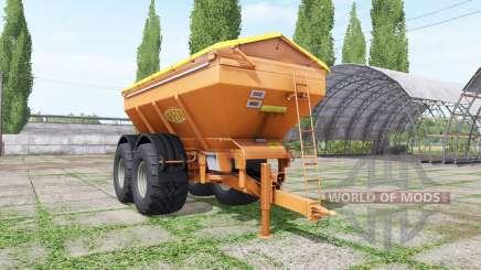 BREDAL K165 v1.1 para Farming Simulator 2017