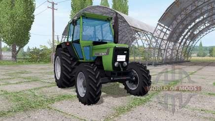 Deutz-Fahr D7807C v2.0 para Farming Simulator 2017