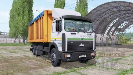 MAZ 6303 para Farming Simulator 2017