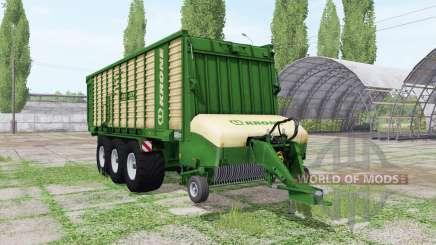 Krone ZX 550 GD para Farming Simulator 2017