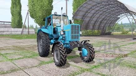 Belarús MTZ 82 v1.1 para Farming Simulator 2017