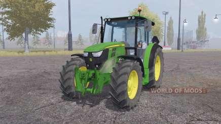 John Deere 6110RC para Farming Simulator 2013