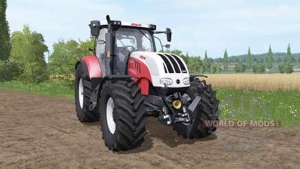 Steyr 6225 CVT para Farming Simulator 2017