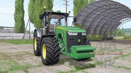 John Deere 8320R v1.2 para Farming Simulator 2017