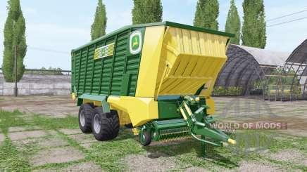 John Deere JD100K v1.1 para Farming Simulator 2017
