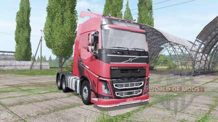Volvo FH 540 v2.1 para Farming Simulator 2017