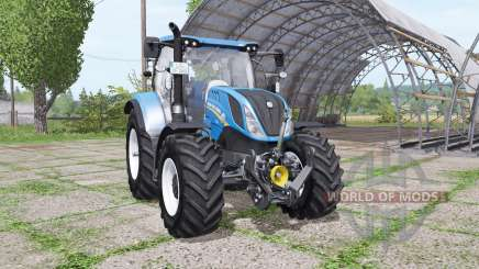 New Holland T6.140 v1.1 para Farming Simulator 2017