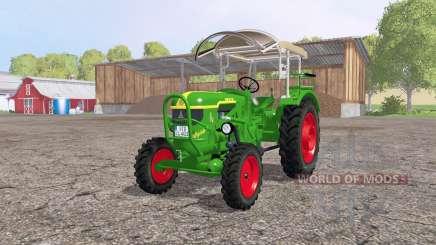 Deutz D40 v2.1 para Farming Simulator 2015