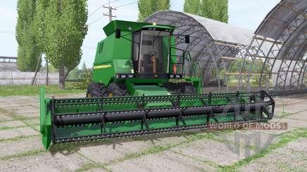 John Deere 1550 v1.3 para Farming Simulator 2017