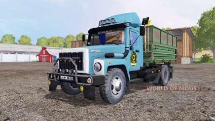 3307 GAS para Farming Simulator 2015