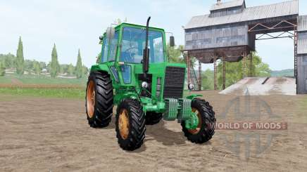 MTZ 82 Belarús v2.0 para Farming Simulator 2017