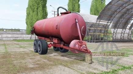 Mzht 10 para Farming Simulator 2017