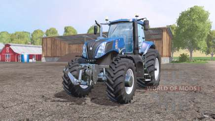 New Holland T8.320 para Farming Simulator 2015