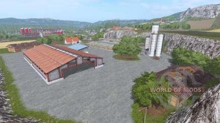 The kyffhäuser para Farming Simulator 2017