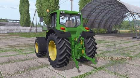 John Deere 6230 para Farming Simulator 2017