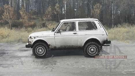 LADA Niva (2121) 1977 para Spintires MudRunner
