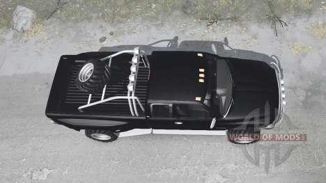 Dodge Ram 3500 para Spintires MudRunner