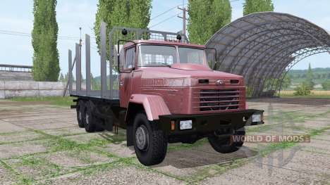 Kraz 6233М6 2003 para Farming Simulator 2017