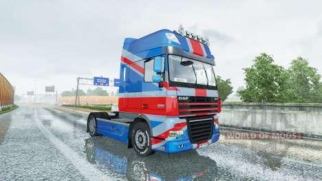 HQ Rain & Thunder para Euro Truck Simulator 2